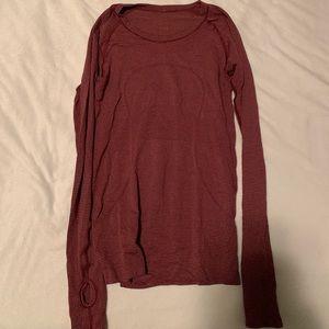 Lululemon Swiftly Tech longsleeve shirt